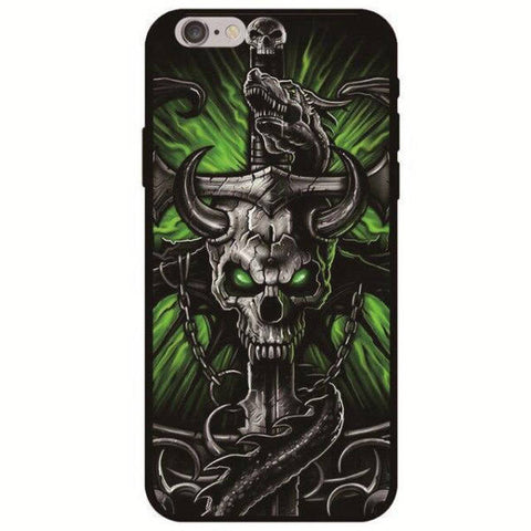 Cross Phone Case | Engaging The Dragon