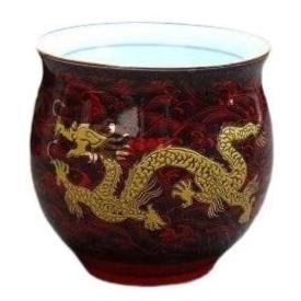 Cup Old Japanese Porcelain | Engaging The Dragon