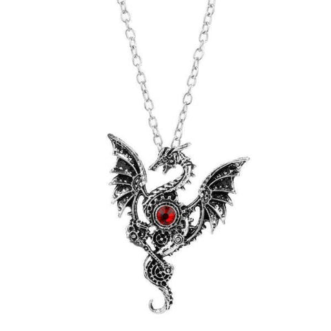 Dragon Eye Necklace | Engaging The Dragon