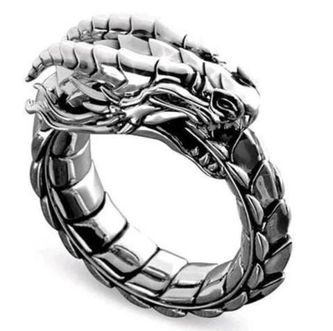 Dragon Ring | Engaging The Dragon