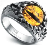 Evil Eye Ring | Engaging The Dragon