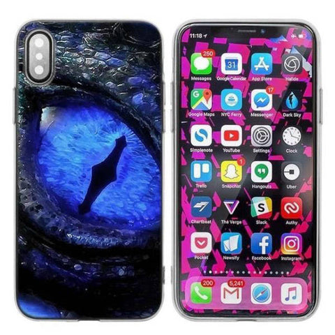 Eye Phone Case | Engaging The Dragon