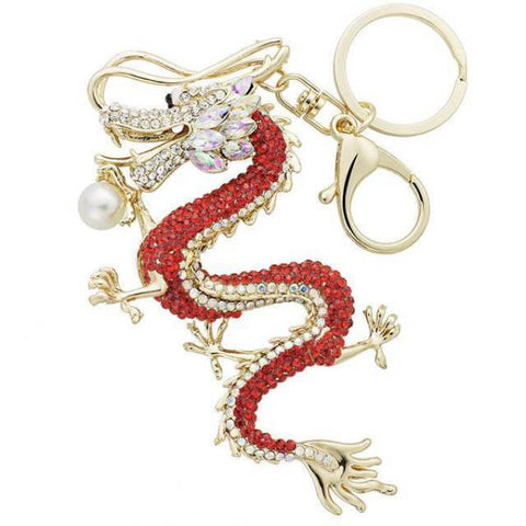 Fancy Keyring | Engaging The Dragon