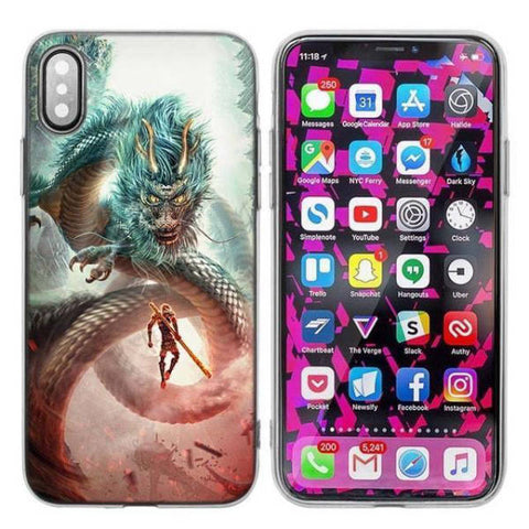 Fancy Phone Case | Engaging The Dragon