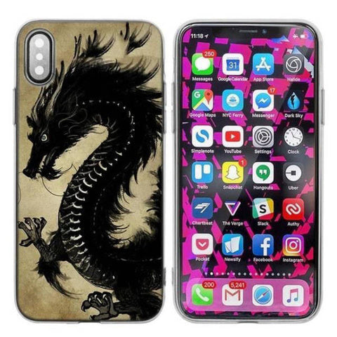 Gothic Phone Case | Engaging The Dragon