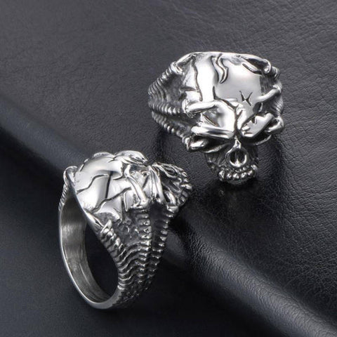 Head Ring Death Steel | Engaging The Dragon