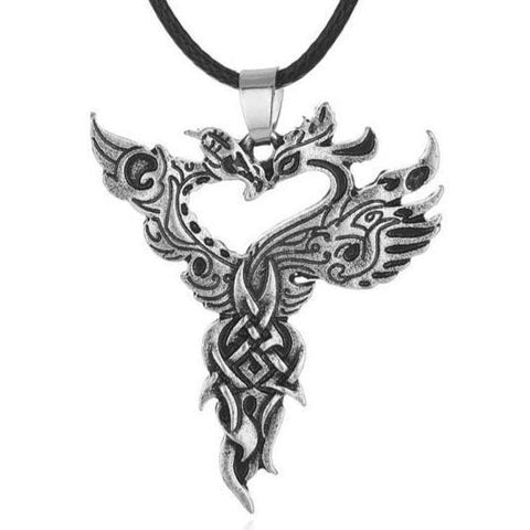 Heart Pendant Dragon | Engaging The Dragon