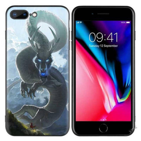 Iphone Phone Case 6 Mountain | Engaging The Dragon