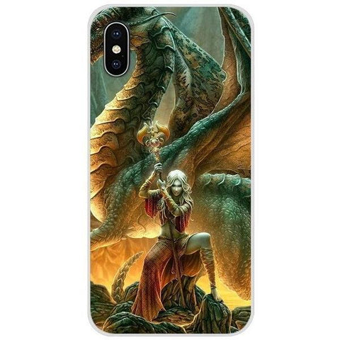 Iphone Phone Case Princess | Engaging The Dragon