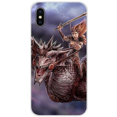 Iphone Phone Case Xr Princess | Engaging The Dragon