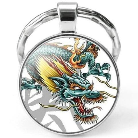 Key Chinese Dragon Gate | Engaging The Dragon