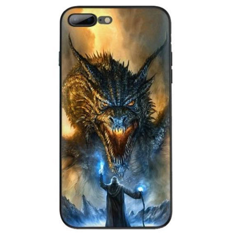 Monster Phone Case | Engaging The Dragon