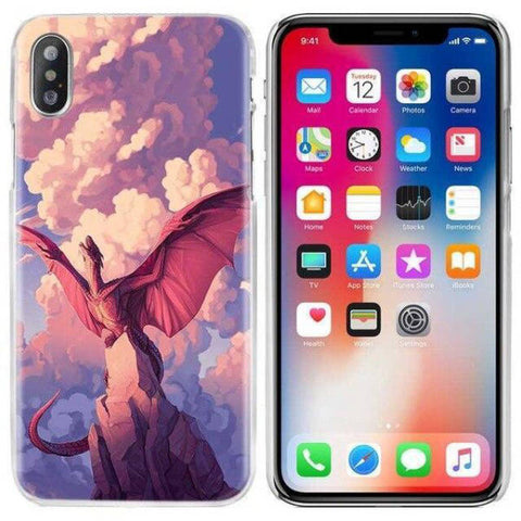 Mountain Phone Case | Engaging The Dragon