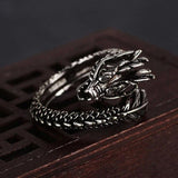 Ring Chinese Dragon