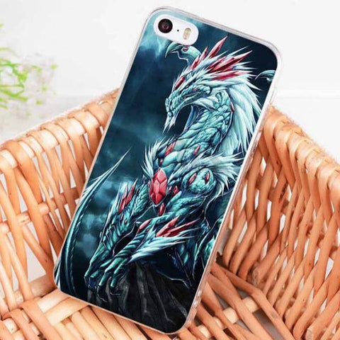 Phone Case Crystal Iphone Phone Case | Engaging The Dragon