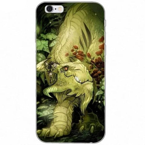 Phone Case Flower Iphone Phone Case 7 | Engaging The Dragon