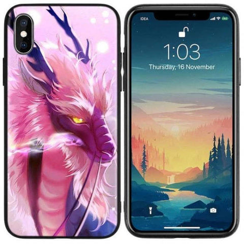 Phone Case Pink Iphone Phone Case 8 | Engaging The Dragon