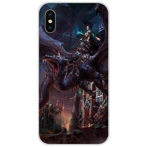 Phone Case Princess | Engaging The Dragon
