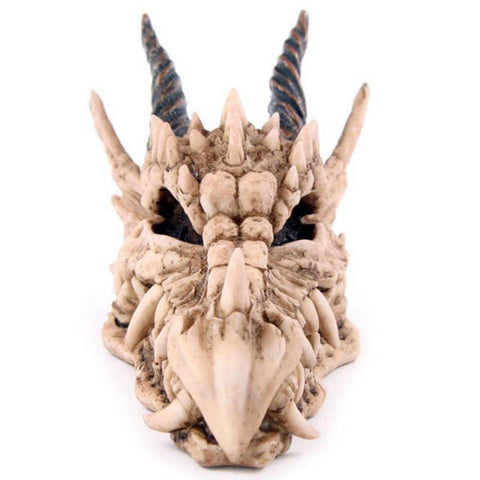 Piggy Bank Dragon Skull | Engaging The Dragon