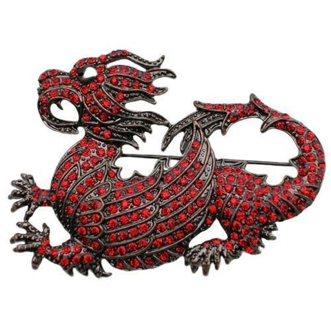 Pin Red Dragon | Engaging The Dragon