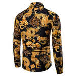 Shirt Yellow Dragon