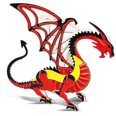 Puzzle Red Dragon | Engaging The Dragon