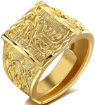 Ring Chinese Symbol | Engaging The Dragon