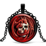 Skull Pendant | Engaging The Dragon