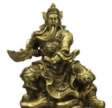 Chinese Warrior Statue