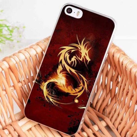 Tribal Phone Case | Engaging The Dragon