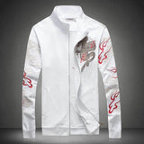 Jacket With Dragon