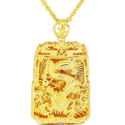 Vietnam Dragon Pendant | Engaging The Dragon