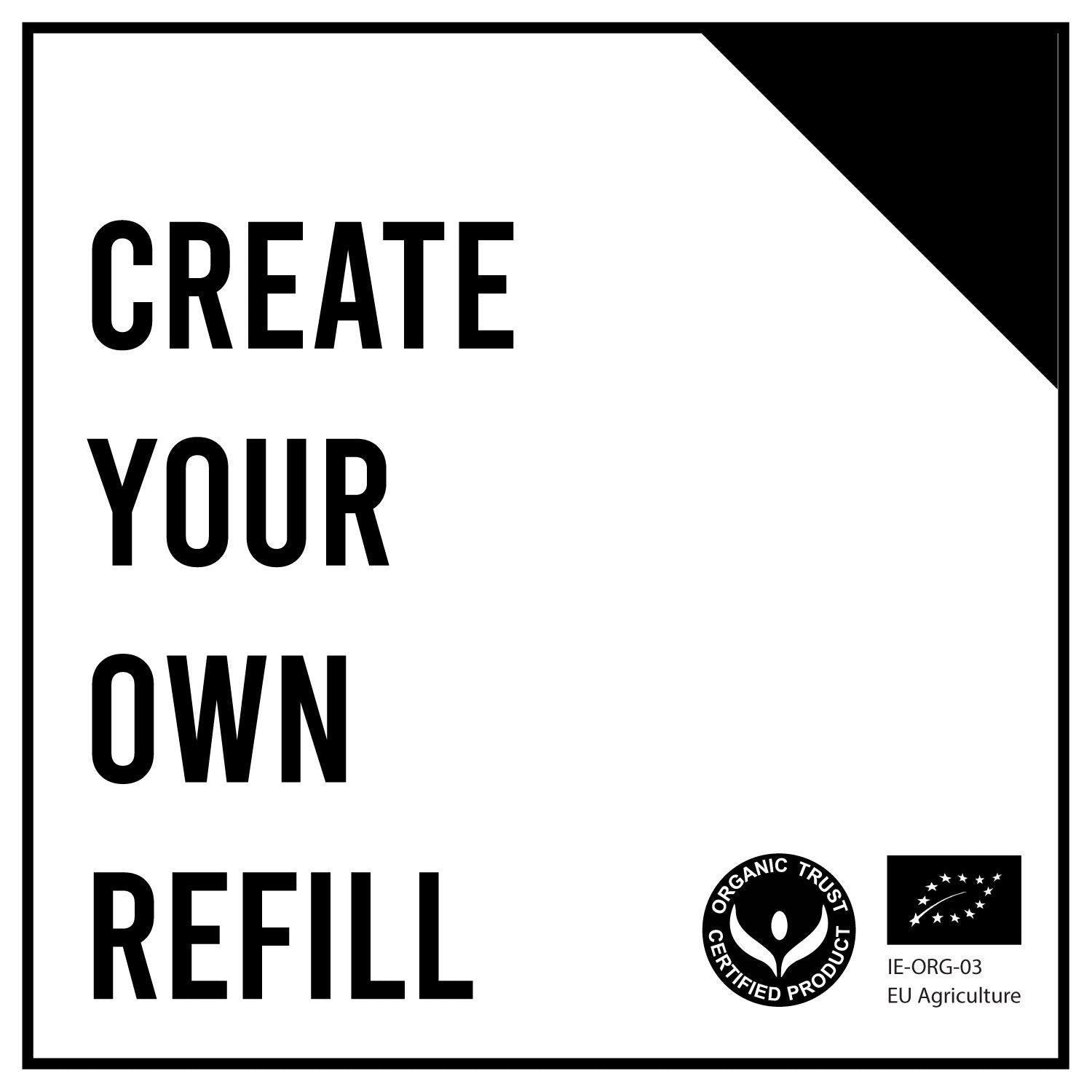 Create Your Own Refill Pack
