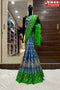 Imposing parrot and Firoji Color Soft Silk Designer Sarees SC1256