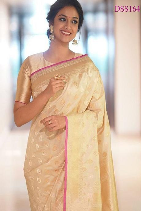 Contemporary Cream Color Linen Designer Digital Print Saree