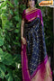 Blue colored Soft Silk Designer Sarees,Sari