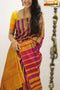Fanciful Multi Color Soft Silk Designer Cotton Saree