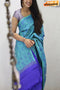 Eye Catching Multi Color Soft Silk Designer Printed Sarees