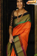 Fashionable Multi Color Soft Silk Designer Kalamkari Sarees