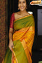 Heavy Multi Color Soft Silk Designer Sarees