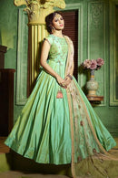 Adorning Perrot Color Designer Gown
