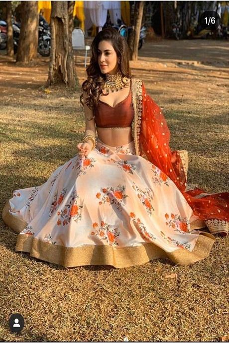 Baby Pink Color Embroidered Bridal Lehenga Choli