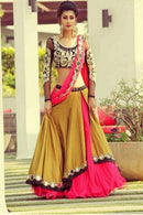 Fashionable Designer M Yellow Color Lehenga Choli