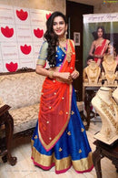 Fashionable Desginer Royal Blue Color Lehenga Choli