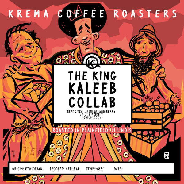King Kaleeb Collab (Ethiopia)
