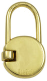 An 18kt Gold Key Holder or Pendant by Bvlgari