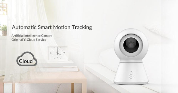 IP Wireless Home Security Camera