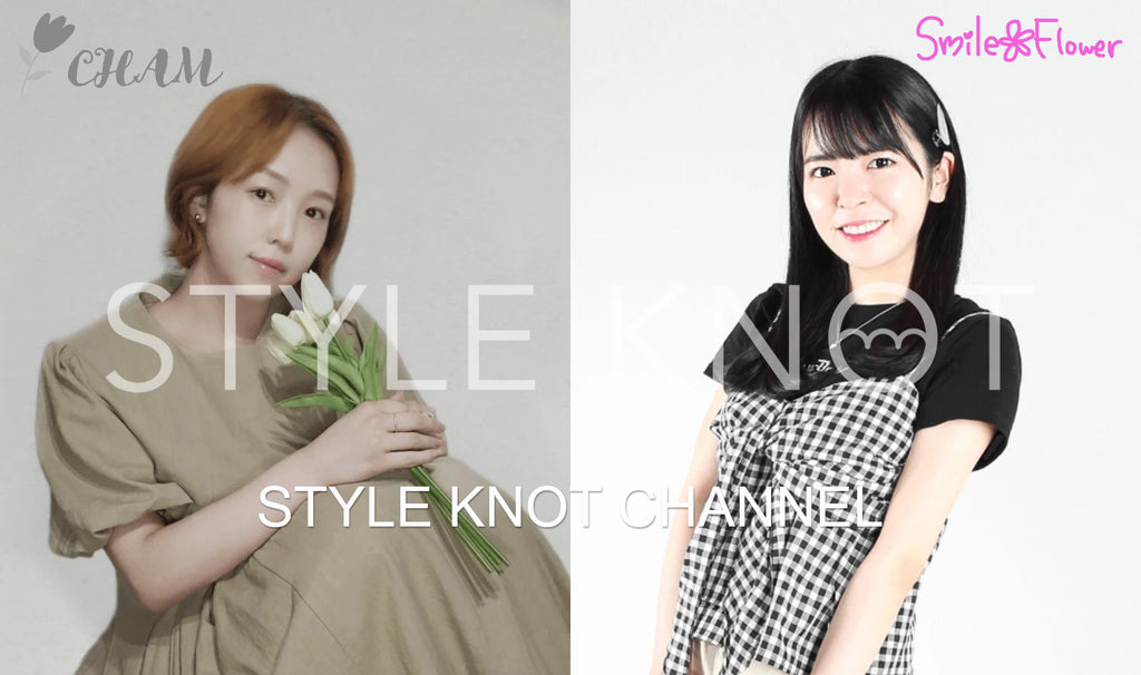 「STYLE KNOT CHANNEL」第5回配信決定!