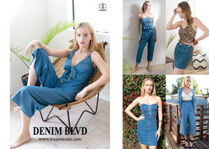 Denim Blvd