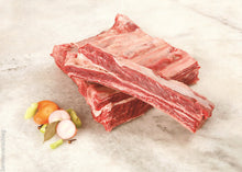Laden Sie das Bild in den Galerie-Viewer, Donald Russell Dry Aged Chuck Short Ribs 1,6 kg